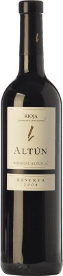 9,95 € Envoi gratuit   Vin rouge Altún Reserva D.O.Ca. Rioja La Rioja Espagne Tempranillo Bouteille 75 cl