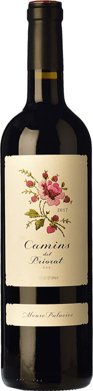 17,95 € Free Shipping | Red wine Álvaro Palacios Camins del Priorat Joven D.O.Ca. Priorat Catalonia Spain Merlot, Syrah, Grenache, Cabernet Sauvignon, Carignan Bottle 75 cl