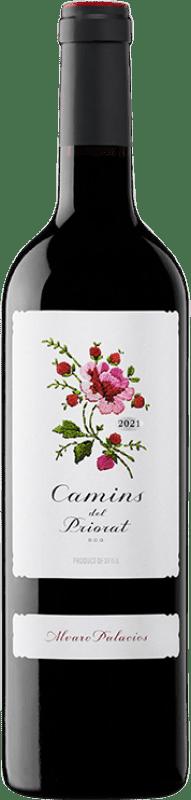 18,95 € Envoi gratuit   Vin rouge Álvaro Palacios Camins del Priorat Joven D.O.Ca. Priorat Catalogne Espagne Merlot, Syrah, Grenache, Cabernet Sauvignon, Carignan Bouteille 75 cl
