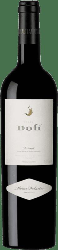 83,95 € Free Shipping | Red wine Álvaro Palacios Finca Dofí Crianza D.O.Ca. Priorat Catalonia Spain Grenache, Carignan Bottle 75 cl