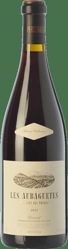 429,95 € Free Shipping | Red wine Álvaro Palacios Les Aubaguetes Crianza D.O.Ca. Priorat Catalonia Spain Grenache, Carignan Bottle 75 cl