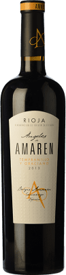 21,95 € Free Shipping | Red wine Amaren Ángeles Crianza D.O.Ca. Rioja The Rioja Spain Tempranillo, Graciano Bottle 75 cl