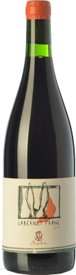 28,95 € Free Shipping | Red wine Ampeleia I.G.T. Costa Toscana Tuscany Italy Cabernet Franc Bottle 75 cl