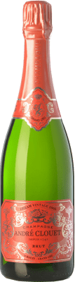 64,95 € Free Shipping | White sparkling André Clouet Dream Vintage Grand Cru 2005 A.O.C. Champagne Champagne France Chardonnay Bottle 75 cl | Thousands of wine lovers trust us to get the best price guarantee, free shipping always and hassle-free shopping and returns.