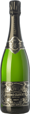 64,95 € Free Shipping | White sparkling André Clouet Dream Vintage Grand Cru 2006 A.O.C. Champagne Champagne France Chardonnay Bottle 75 cl | Thousands of wine lovers trust us to get the best price guarantee, free shipping always and hassle-free shopping and returns.