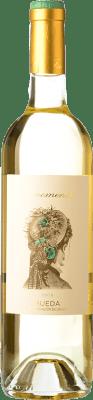7,95 € Free Shipping | White wine Uvas Felices Fenomenal D.O. Rueda Castilla y León Spain Viura, Verdejo Bottle 75 cl