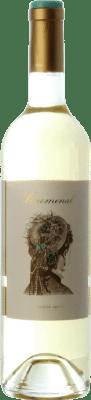 38,95 € Free Shipping | White wine Uvas Felices Fenomenal D.O. Rueda Castilla y León Spain Viura, Verdejo Jéroboam Bottle-Double Magnum 3 L