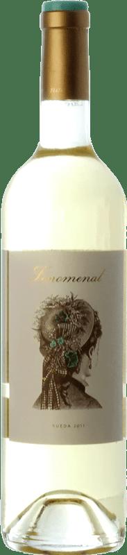 7,95 € Envoi gratuit | Vin blanc Uvas Felices Fenomenal D.O. Rueda Castille et Leon Espagne Viura, Verdejo Bouteille Magnum 1,5 L