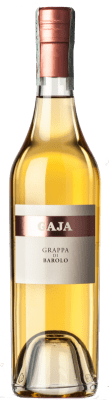 46,95 € Envoi gratuit | Grappa Gaja Barolo I.G.T. Grappa Piemontese Piémont Italie Demi Bouteille 50 cl