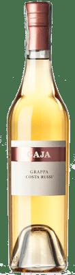 47,95 € Free Shipping | Grappa Gaja Costa Russi I.G.T. Grappa Piemontese Piemonte Italy Half Bottle 50 cl