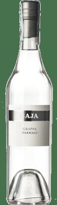 49,95 € Free Shipping | Grappa Gaja Darmagi I.G.T. Grappa Piemontese Piemonte Italy Half Bottle 50 cl