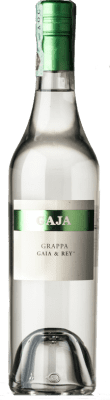 47,95 € Free Shipping   Grappa Gaja & Rey I.G.T. Grappa Piemontese Piemonte Italy Half Bottle 50 cl