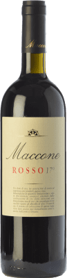 26,95 € Kostenloser Versand | Rotwein Angiuli Rosso 17° Maccone I.G.T. Puglia Apulien Italien Primitivo Flasche 75 cl
