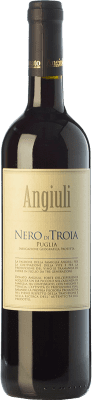 11,95 € Free Shipping | Red wine Angiuli I.G.T. Puglia Puglia Italy Nero di Troia Bottle 75 cl