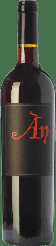 35,95 € Free Shipping | Red wine Ànima Negra ÀN Crianza I.G.P. Vi de la Terra de Mallorca Balearic Islands Spain Callet, Fogoneu, Mantonegro Bottle 75 cl