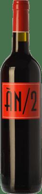 18,95 € Free Shipping | Red wine Ànima Negra ÀN/2 Crianza I.G.P. Vi de la Terra de Mallorca Balearic Islands Spain Cabernet Sauvignon, Callet, Fogoneu Bottle 75 cl