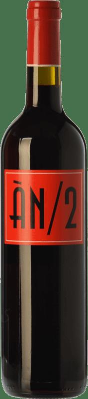 18,95 € Envoi gratuit   Vin rouge Ànima Negra ÀN/2 Crianza I.G.P. Vi de la Terra de Mallorca Îles Baléares Espagne Cabernet Sauvignon, Callet, Fogoneu Bouteille 75 cl