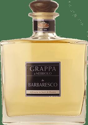 54,95 € Envoi gratuit | Grappa Quaglia Barbaresco I.G.T. Grappa Piemontese Piémont Italie Demi Bouteille 50 cl