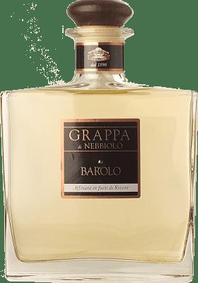 43,95 € Free Shipping   Grappa Quaglia Barolo I.G.T. Grappa Piemontese Piemonte Italy Half Bottle 50 cl