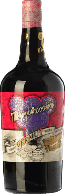 16,95 € Free Shipping | Vermouth Antonio Nadal Muntaner Negre Majorca Spain Bottle 75 cl