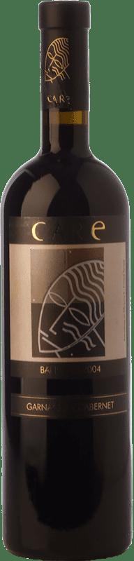 12,95 € Envoi gratuit | Vin rouge Añadas Care Bancales Crianza D.O. Cariñena Aragon Espagne Grenache, Cabernet Sauvignon Bouteille 75 cl