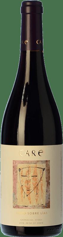 6,95 € Free Shipping | Red wine Añadas Care Roble D.O. Cariñena Aragon Spain Syrah, Grenache Bottle 75 cl