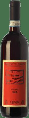 24,95 € Envoi gratuit | Vin rouge Ar.Pe.Pe. D.O.C. Valtellina Rosso Lombardia Italie Nebbiolo Bouteille 75 cl