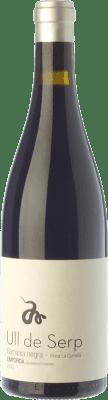 33,95 € Envío gratis | Vino tinto Arché Pagés Ull de Serp Garnatxa Negre Crianza D.O. Empordà Cataluña España Garnacha Botella 75 cl