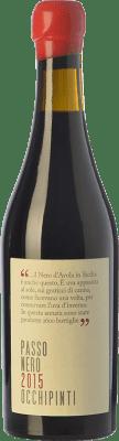 47,95 € Free Shipping | Sweet wine Arianna Occhipinti Passo Nero I.G.T. Terre Siciliane Sicily Italy Nero d'Avola Half Bottle 50 cl