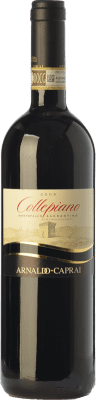 46,95 € Free Shipping | Red wine Caprai Caprai Collepiano D.O.C.G. Sagrantino di Montefalco Umbria Italy Sagrantino Bottle 75 cl