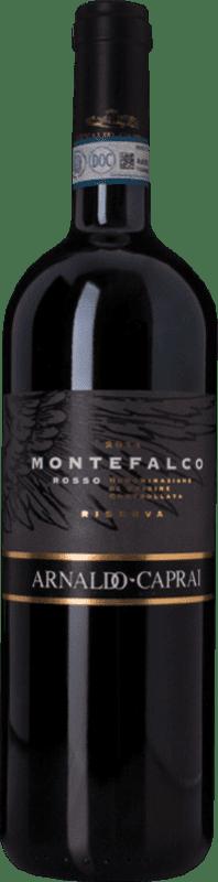 25,95 € Envoi gratuit | Vin rouge Caprai Caprai Rosso Riserva Reserva D.O.C. Montefalco Ombrie Italie Merlot, Sangiovese, Sagrantino Bouteille 75 cl