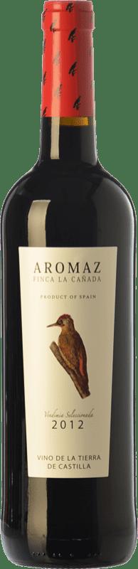 4,95 € Free Shipping   Red wine Aromaz Joven I.G.P. Vino de la Tierra de Castilla Castilla la Mancha Spain Tempranillo Bottle 75 cl
