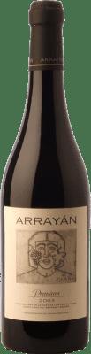 23,95 € Envoi gratuit   Vin rouge Arrayán Premium Crianza D.O. Méntrida Castilla La Mancha Espagne Merlot, Syrah, Cabernet Sauvignon, Petit Verdot Bouteille 75 cl