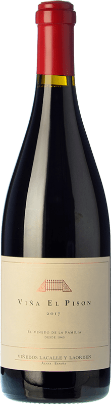 538,95 € Envoi gratuit | Vin rouge Artadi Viña el Pisón Crianza 2009 D.O.Ca. Rioja La Rioja Espagne Tempranillo Bouteille Magnum 1,5 L