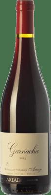 8,95 € Envío gratis | Vino tinto Artazu By Artazu Joven D.O. Navarra Navarra España Garnacha Botella 75 cl