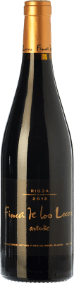 23,95 € Envoi gratuit | Vin rouge Artuke Finca Los Locos Crianza D.O.Ca. Rioja La Rioja Espagne Tempranillo, Graciano Bouteille 75 cl