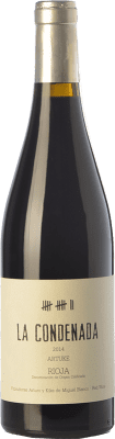 Vin rouge Artuke La Condenada Crianza D.O.Ca. Rioja La Rioja Espagne Tempranillo, Grenache, Graciano, Palomino Fino Bouteille 75 cl