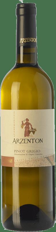 9,95 € Envío gratis   Vino blanco Arzenton D.O.C. Colli Orientali del Friuli Friuli-Venezia Giulia Italia Pinot Gris Botella 75 cl