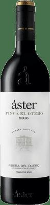 29,95 € Envoi gratuit | Vin rouge Áster Finca El Otero Crianza D.O. Ribera del Duero Castille et Leon Espagne Tempranillo Bouteille 75 cl