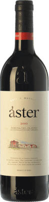 16,95 € Free Shipping | Red wine Áster Crianza D.O. Ribera del Duero Castilla y León Spain Tempranillo Bottle 75 cl