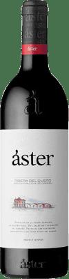 13,95 € Envío gratis | Vino tinto Áster Crianza D.O. Ribera del Duero Castilla y León España Tempranillo Botella 75 cl