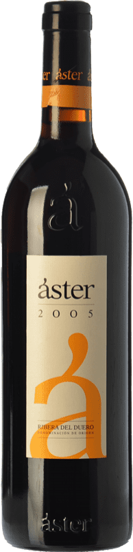 17,95 € Free Shipping | Red wine Áster Reserva D.O. Ribera del Duero Castilla y León Spain Tempranillo Bottle 75 cl