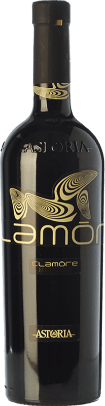 17,95 € Free Shipping | Red wine Astoria Clamore I.G.T. Veneto Veneto Italy Merlot, Cabernet Sauvignon, Cabernet Franc, Marzemino Bottle 75 cl