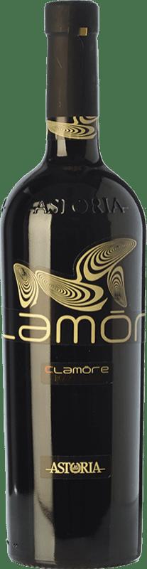 17,95 € Envoi gratuit | Vin rouge Astoria Clamore I.G.T. Veneto Vénétie Italie Merlot, Cabernet Sauvignon, Cabernet Franc, Marzemino Bouteille 75 cl