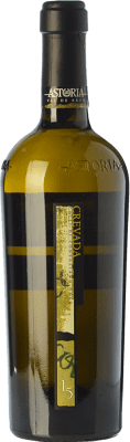 13,95 € Free Shipping | White wine Astoria Crevada D.O.C. Colli di Conegliano Veneto Italy Chardonnay, Sauvignon, Incroccio Manzoni Bottle 75 cl | Thousands of wine lovers trust us to get the best price guarantee, free shipping always and hassle-free shopping and returns.