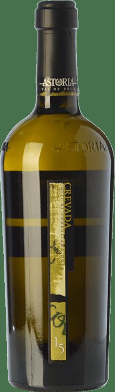 24,95 € Free Shipping | White wine Astoria Crevada D.O.C. Colli di Conegliano Veneto Italy Chardonnay, Sauvignon, Incroccio Manzoni Bottle 75 cl