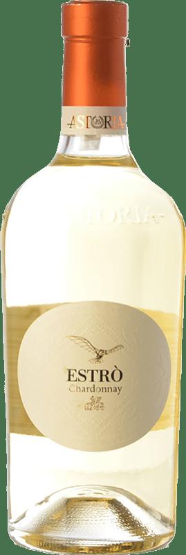 16,95 € Envoi gratuit | Vin blanc Astoria Estrò I.G.T. Venezia Vénétie Italie Chardonnay Bouteille 75 cl
