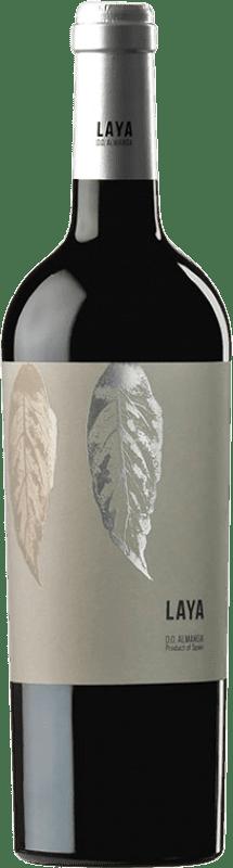 5,95 € Envío gratis | Vino tinto Atalaya Laya Joven D.O. Almansa Castilla la Mancha España Monastrell, Garnacha Tintorera Botella 75 cl