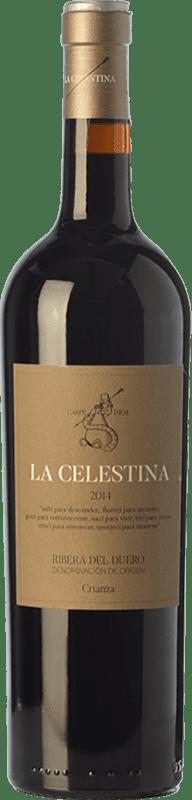 9,95 € Envío gratis   Vino tinto Atalayas de Golbán La Celestina Crianza D.O. Ribera del Duero Castilla y León España Tempranillo Botella 75 cl