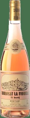 7,95 € Kostenloser Versand | Rosé-Wein Aubacs i Solans Sindicat la Figuera Rosat Joven D.O. Montsant Katalonien Spanien Grenache Flasche 75 cl